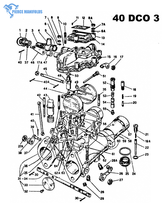 Ford Wiring   Diagram Of A Ford 8n Carb