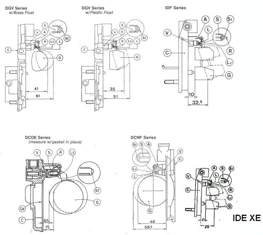 weber 34 ict carburetor diagram  weber  free engine image
